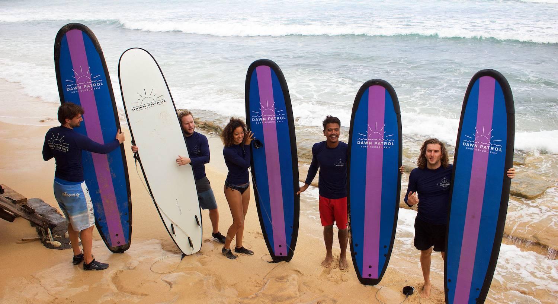 Beginner Surf Bali