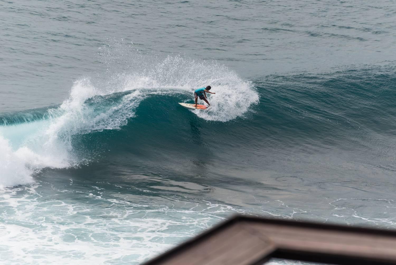 Surfing Bali Off Season
