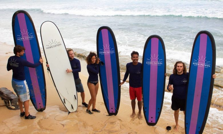 Photo of Learn to Surf in the Bukit, Bali