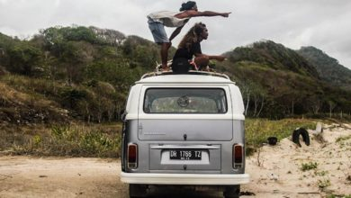 Photo of VW Surf Bus – Lombok and Sumbawa Surf-Trip