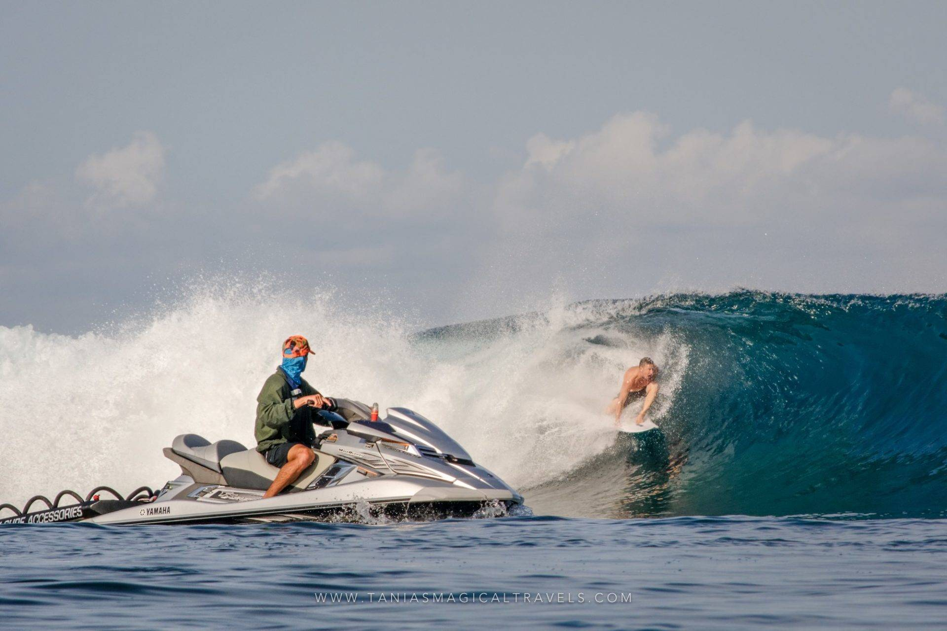 Nihiwatu Surf Photography