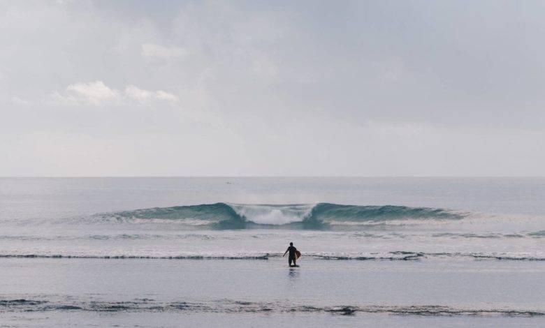 Bali Surf Off Season