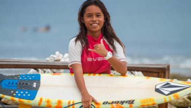 Photo of Meet Lucinda, 13 Years-Old and Surfing Guide in Nias, Sumatra