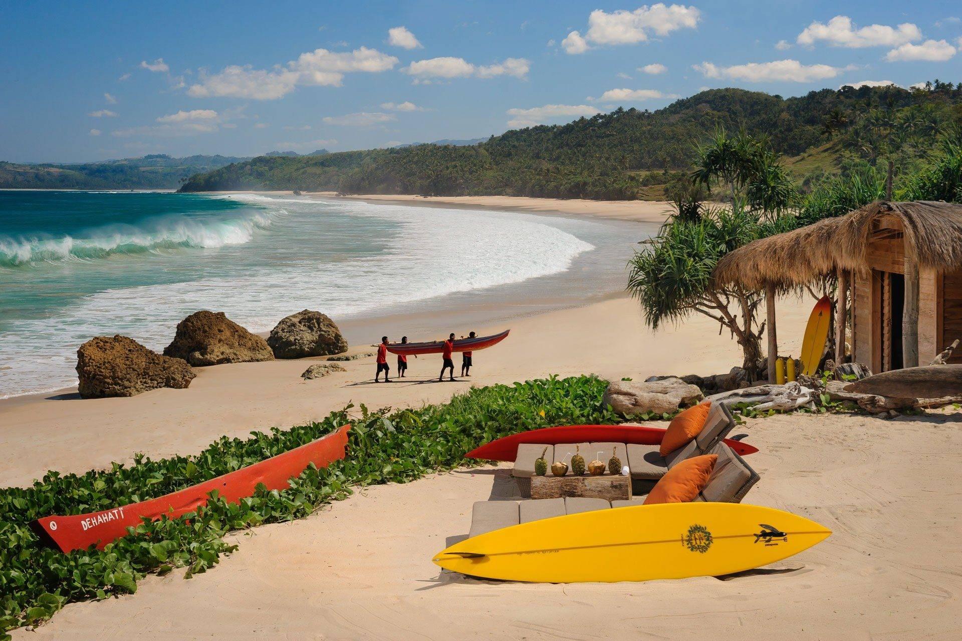 Sumba Surf Camp