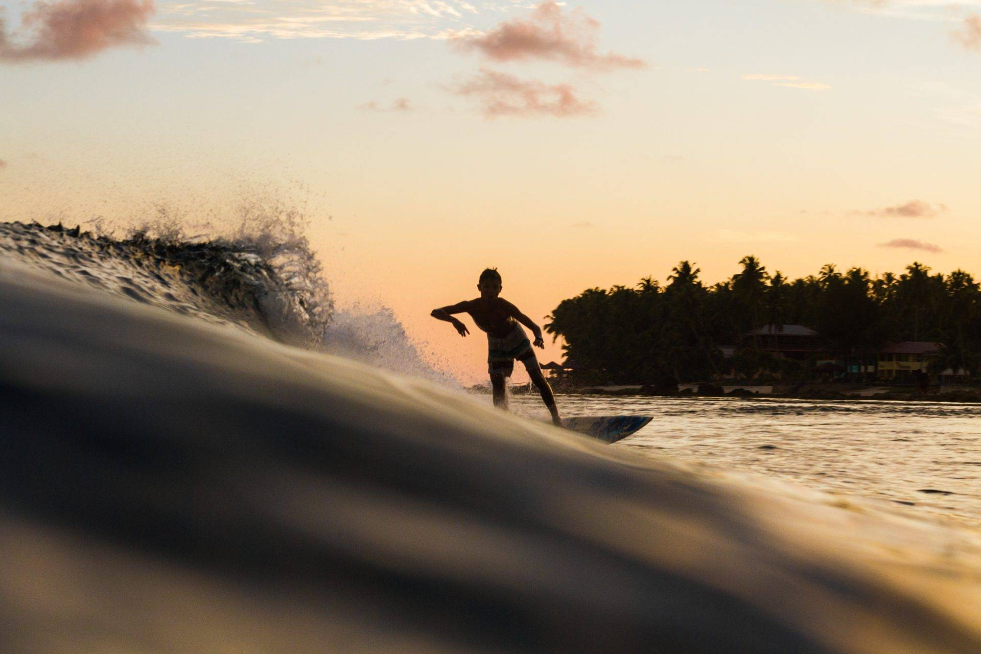 Kabunohi Surf Nias