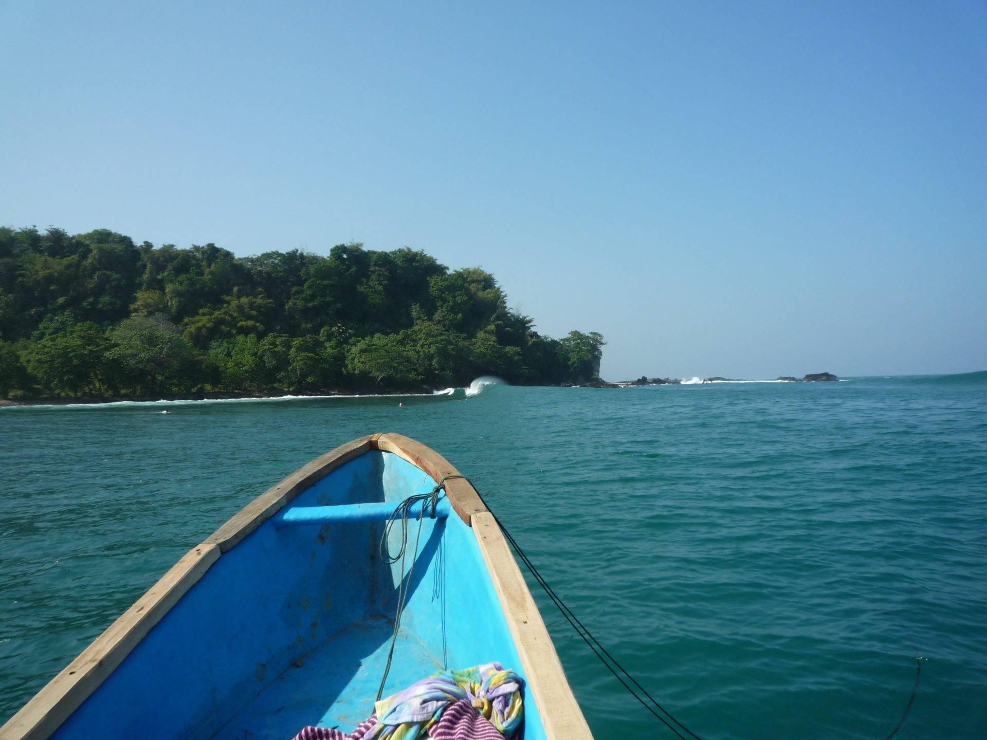 Surf Trip to Panaitan