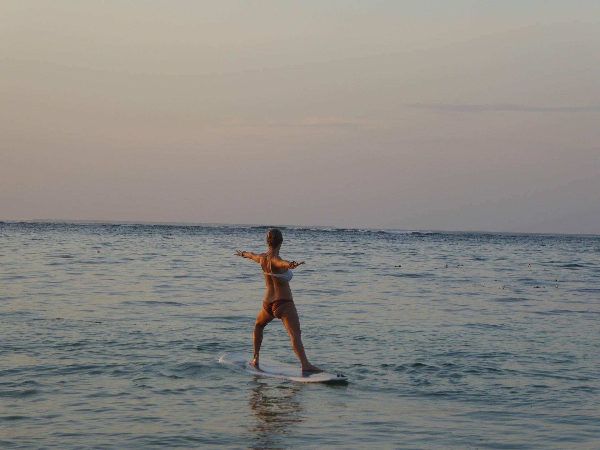 Surf Yoga Rote Island