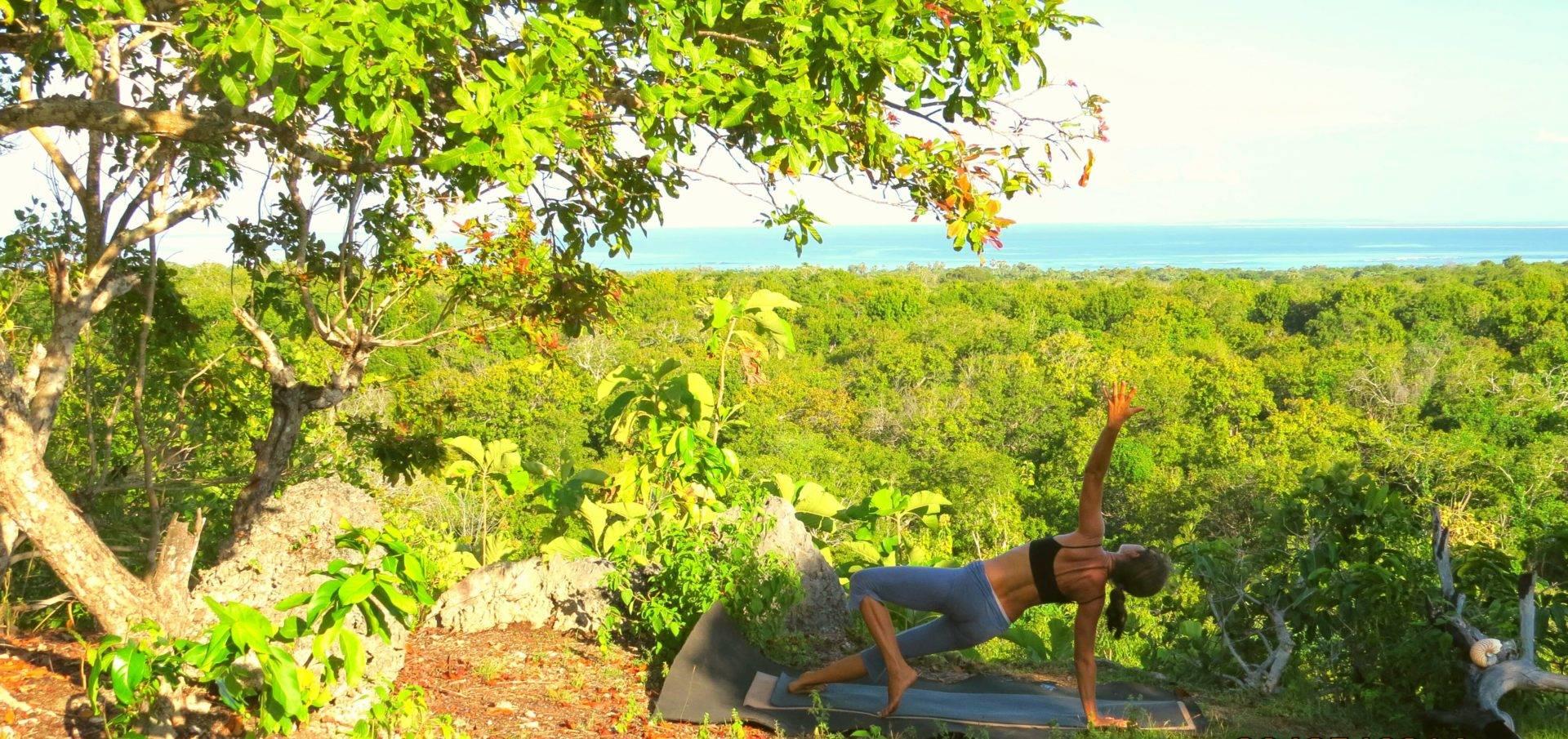Yoga Rote Island