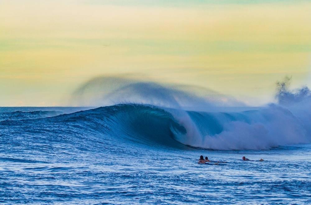 Mentawai Surf Boat
