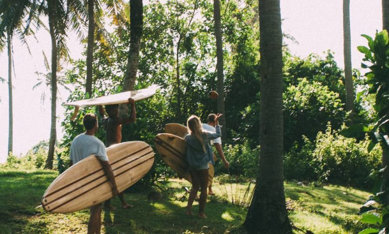 Kayu Surfboards