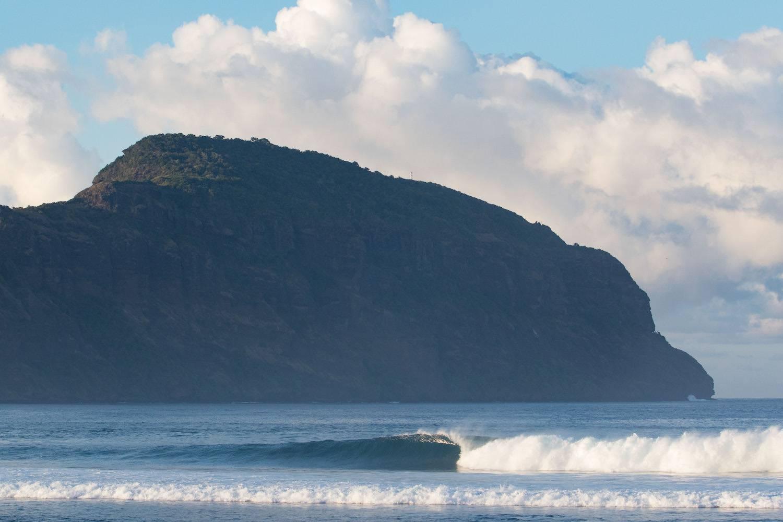 Waves in Sumbawa