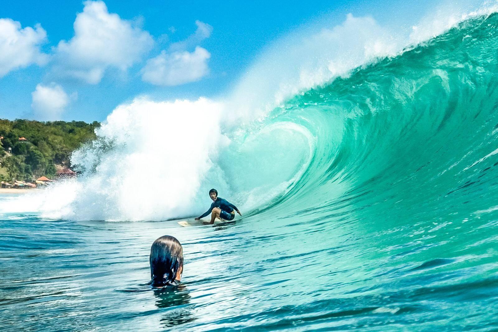Surf Coach Dario Matoso